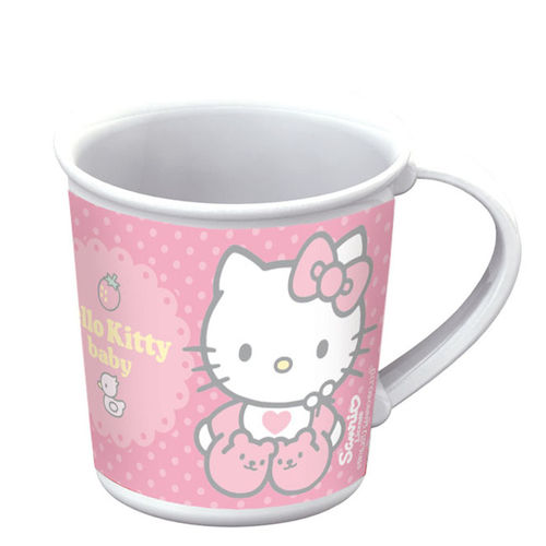 taza microonda kitty