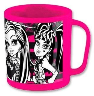 tasse micro-ondes Monster high