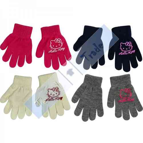 guantes kitty