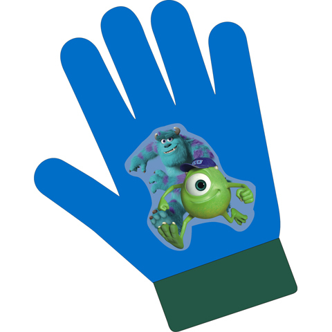 guantes monsters university