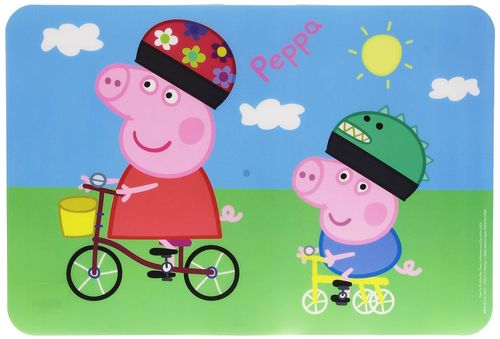 salvamantel Peppa pig 40x29