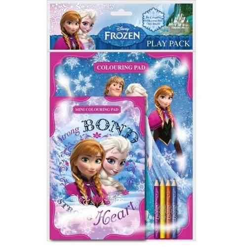 play pack Frozen