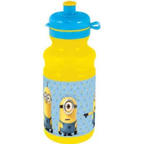 bouteille sport 500ml Minions