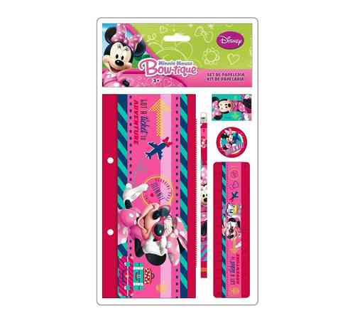 portatodo +4pcs minnie