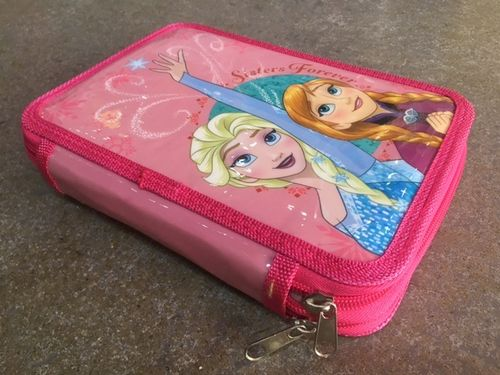 plumier doble Frozen