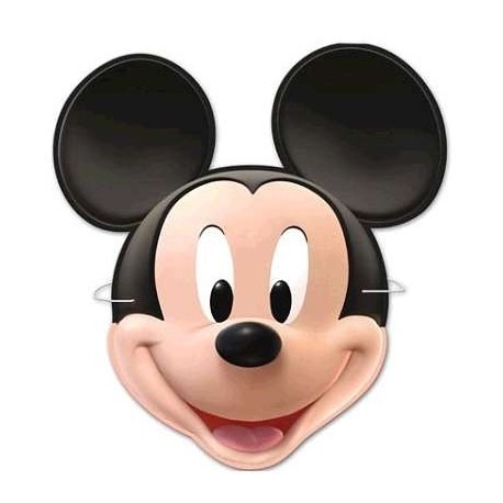 6 careta Mickey