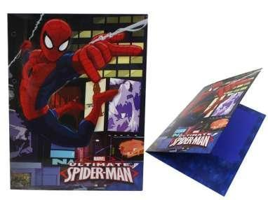 pochette Spiderman