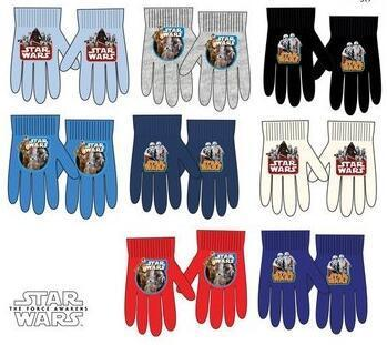 guantes Star wars