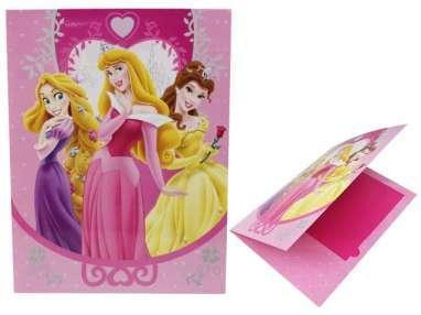 carpeta A4 Princesa