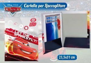 carpeta A4 Cars