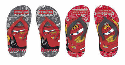 chanclas Cars 26/27 28/29 30/31 32/33 34/35