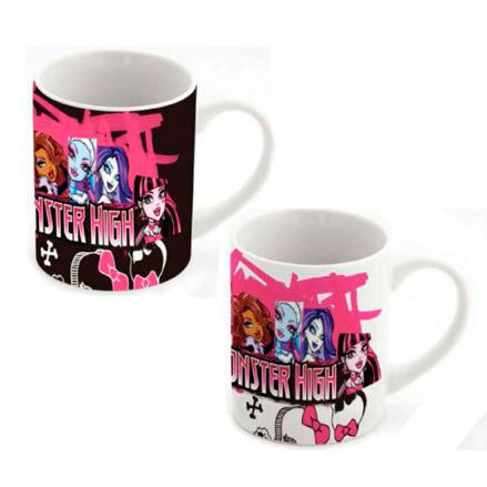 tasse ceramique Monster high