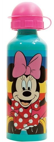 botella aluminio minnie 520ml