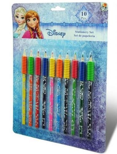 set papeleria Frozen