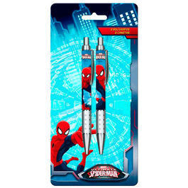 2 stylo Spiderman