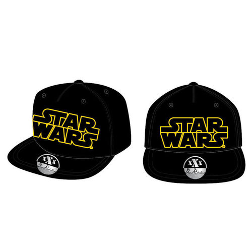 gorra HIP HOP Star wars 54-56