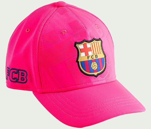gorra FCB junior