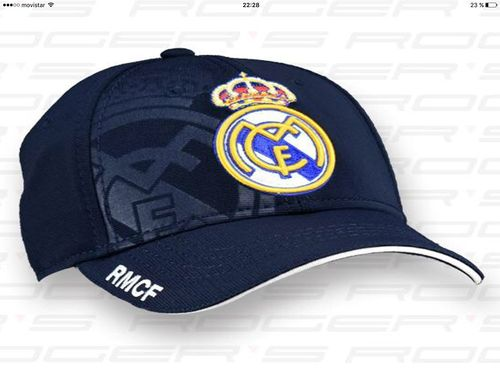 cap Real madrid adult