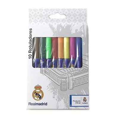 10 markers Real Madrid