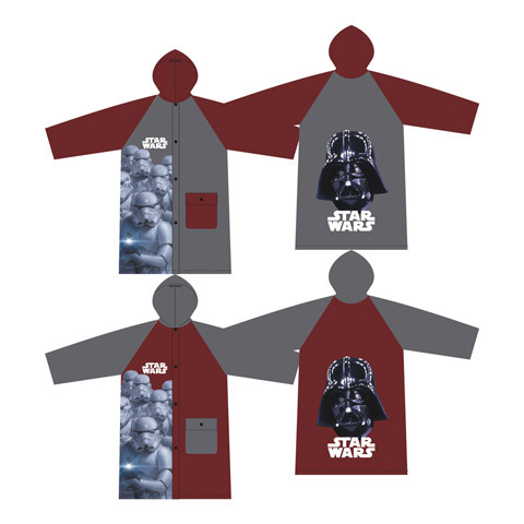 impermeable Star wars 4-6-8