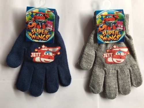 guantes Super Wings