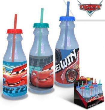 botella caña Cars