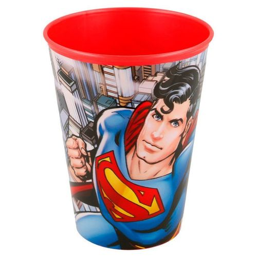 vaso 260ml Superman
