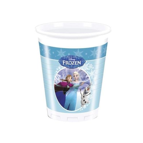 10 vaso 200 ml frozen