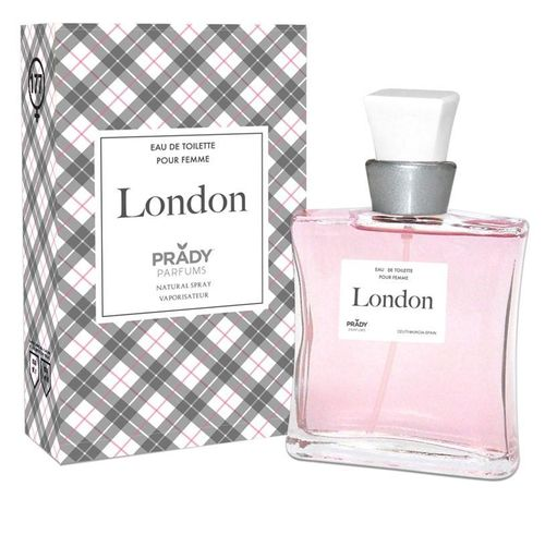 eau de toilette femme 100ml PRADY 177+ london