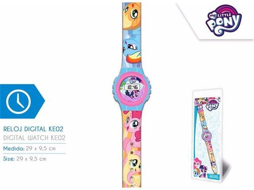 reloj digital Pony