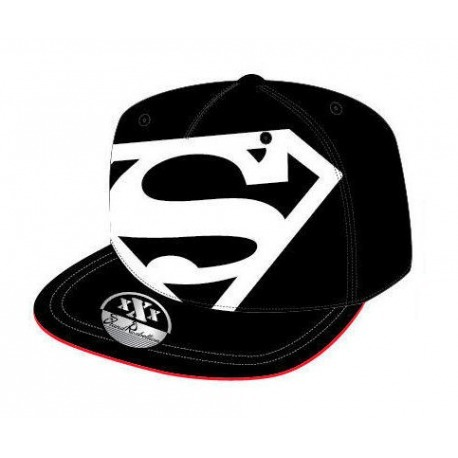 gorra HIP HOP Superman 54-56