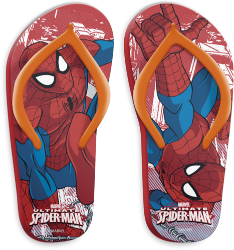 tongs spiderman 29/30 31/32 33/34 35/36