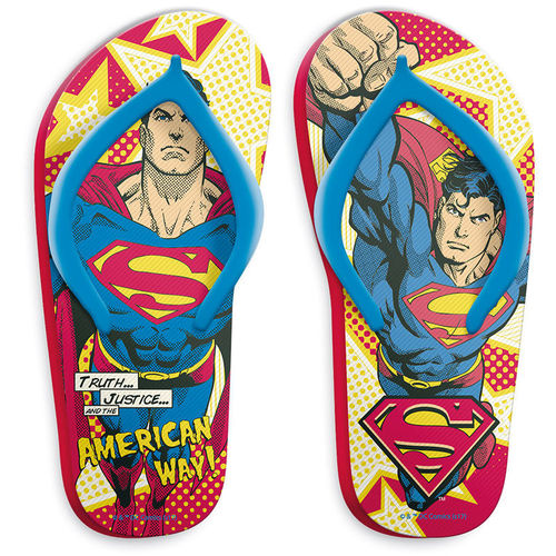 chanclas Superman 29/30 31/32 33/34 35/36