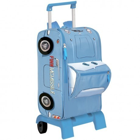 cartable a roulettes Cars 43x31x14cm