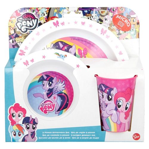 set Microonda Pony