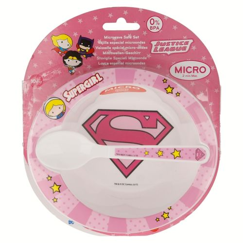 set Microonda SuperGirl