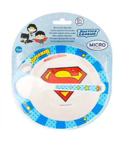 set Microonda Superman