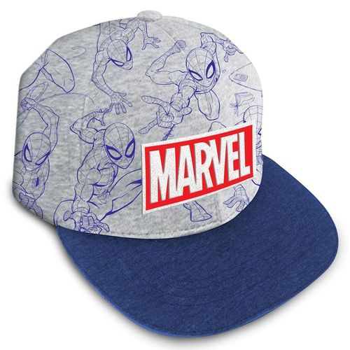 gorra HIP HOP Spiderman 52-54
