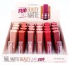 BARRA DE LABIOS BEAUTY MATTE 24H.(0.73€ UNIDAD) PACK 24 D'DONNA