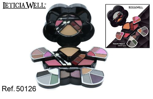 Cofre Maquillaje MOON NIGHT LETICIA WELL