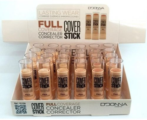 CORRECTOR LASTING WEAR(0.47€ UNIDAD) PACK 24 D'DONNA