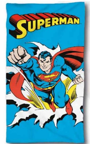 toalla polyester Superman 70x140