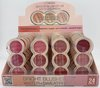 BRIGHT BLUSHER (0.75€ UNIDAD) PACK 24 D'DONNA