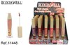 LIPGLOSS MATTE LONG LASTING 24H(0.65€ UNIDAD)PACK 24 LETICIA WELL
